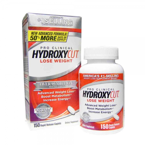 Hydroxycut Pro Clinical, Muscletech, 150 capsule 0