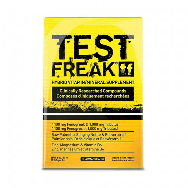 test-freak-pharmafreak 0