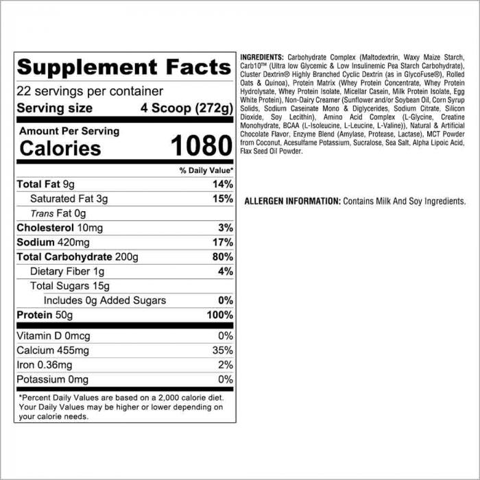 real-mass-advanced-gaspari-nutrition 2