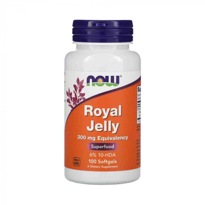 royal-jelly-300mg-now-foods 0
