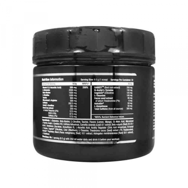 Superhero Pre-workout, Scitec Nutrition, 285g 1