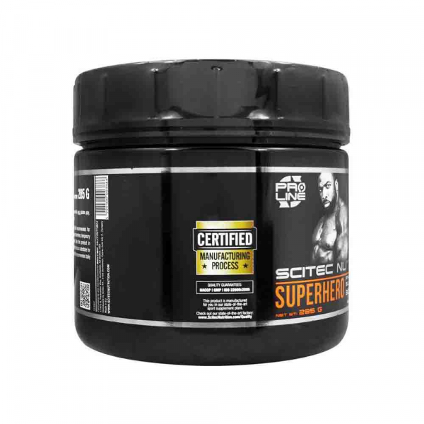 Superhero Pre-workout, Scitec Nutrition, 285g 3