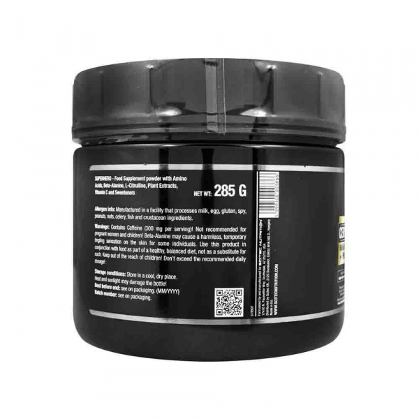 Superhero Pre-workout, Scitec Nutrition, 285g 2