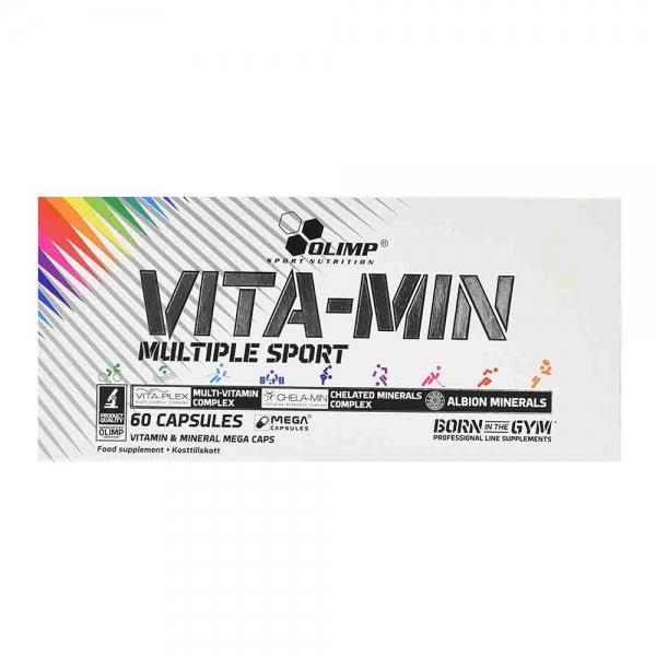 Vita-Min Multiple Sport 0