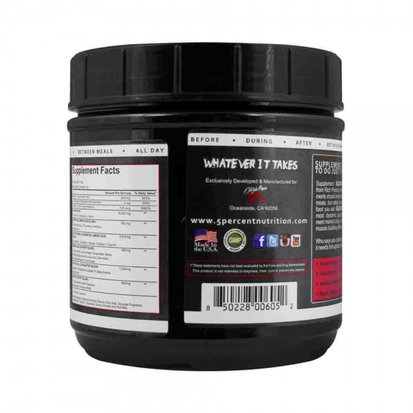 All day you may, Rich Piana Nutrition, 465g 3