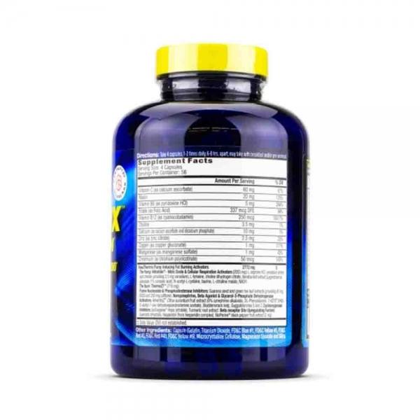 Anadrox Pump & Burn, MHP, 224 capsule 1