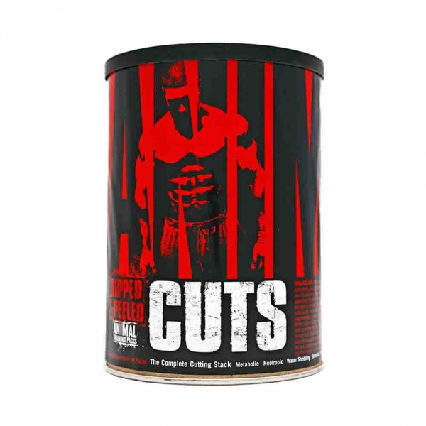 Animal Cuts, Universal Nutrition, 42 plicuri 0