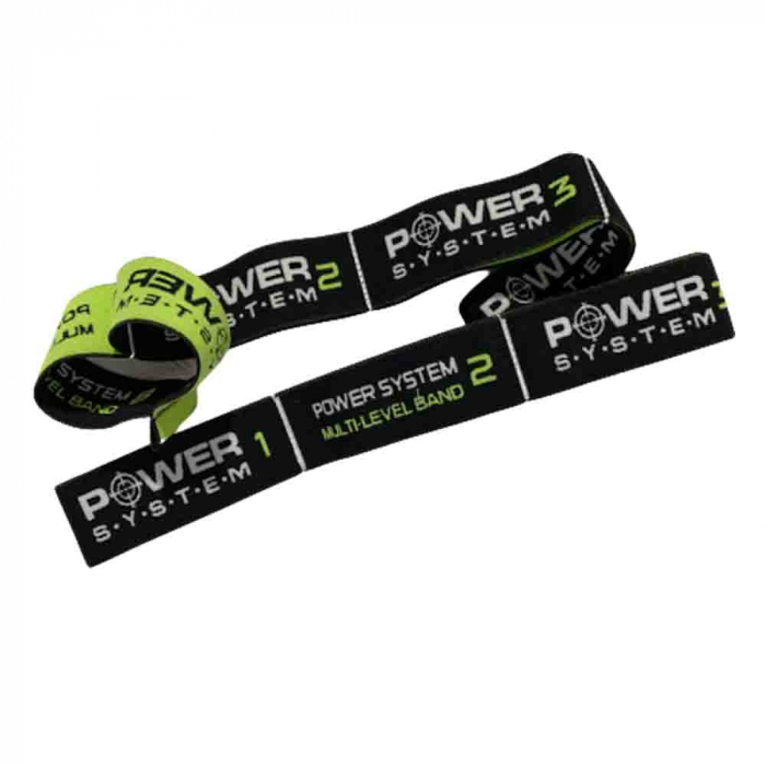 POWER SYSTEM-MULTILEVEL RESISTANCE BAND 2