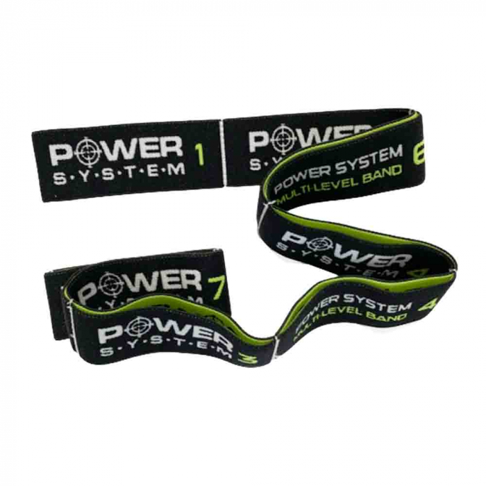 POWER SYSTEM-MULTILEVEL RESISTANCE BAND 1