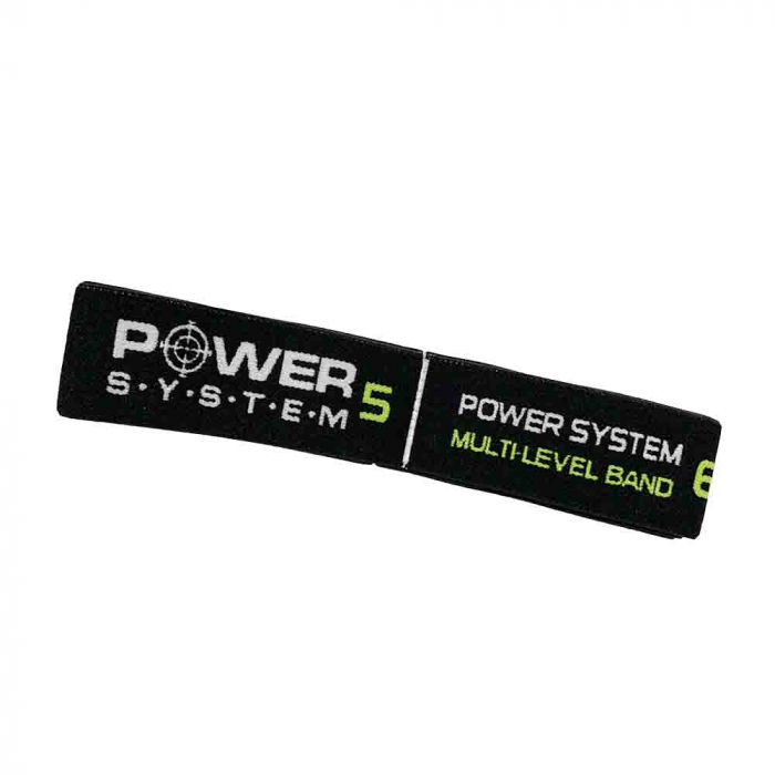 POWER SYSTEM-MULTILEVEL RESISTANCE BAND 6