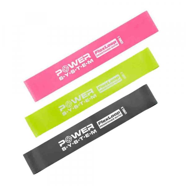 Banda elastica scurta Loop Band, Power System, Cod: 4061 0