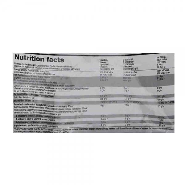 BCAA Xplode, Olimp Nutrition, 1000g 2