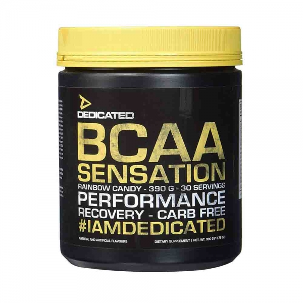 BCAA Sensation, Dedicated, 345g 0