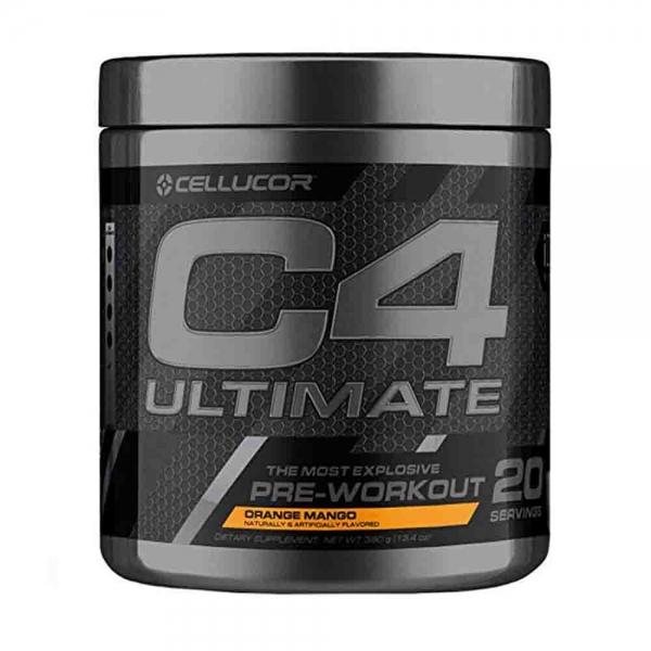 C4 Ultimate, Cellucor, 440g/20serviri 0