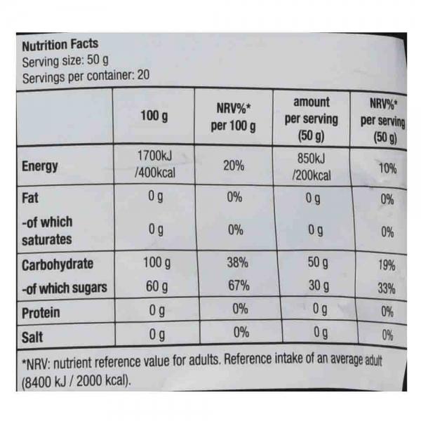 Carbox, Sursa de carbohidrati, BioTech USA, 1000g 2