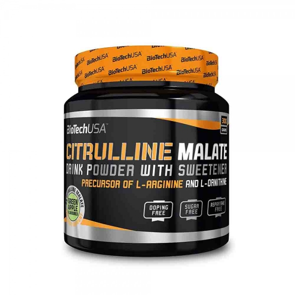 Citruline Malate, BioTech USA, 300g 1