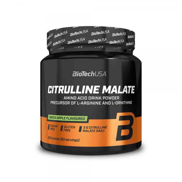 Citruline Malate, BioTech USA, 300g 0