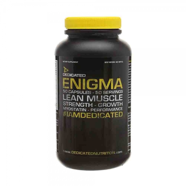 Enigma, Dedicated Nutrition. 50 capsule 0