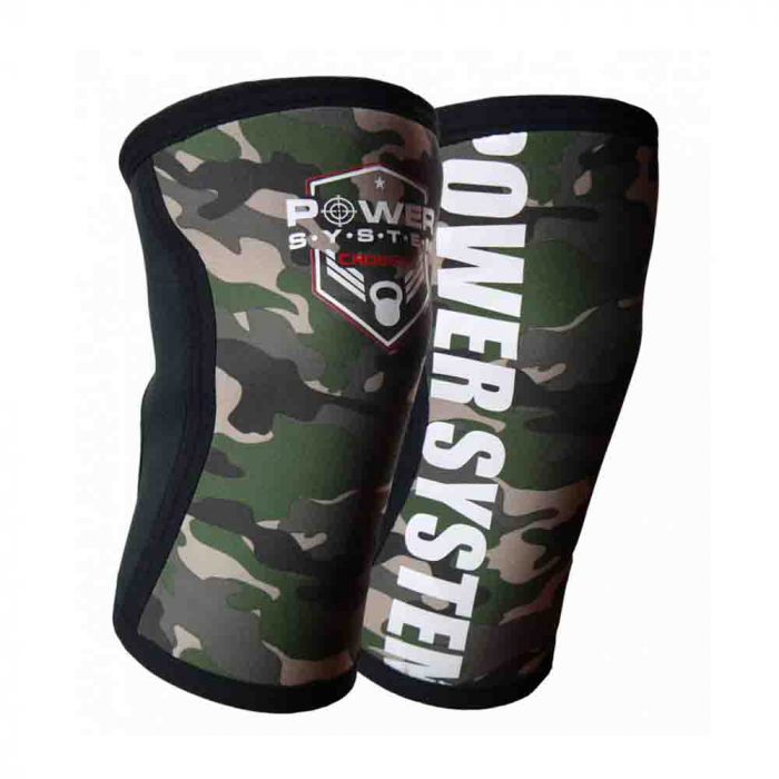 Genunchiere CROSSFIT KNEE SLEEVES, Power System Cod: 6032 0