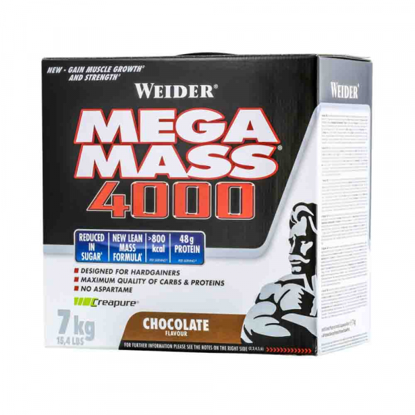 mega mass gainer 4000 0