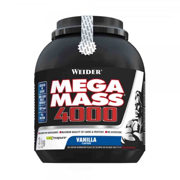 mega mass gainer 4000 0