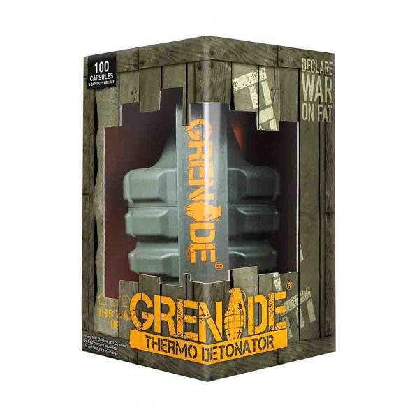 Grenade Thermo Detonator, Arzator de Grasimi, Grenade 0