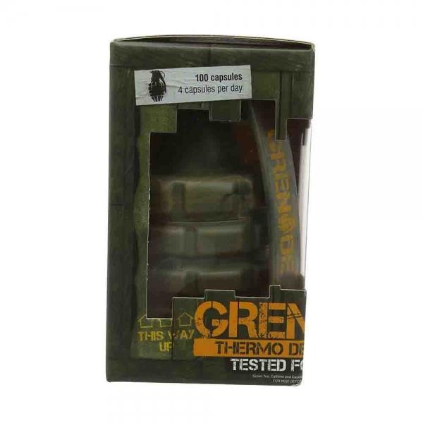 Grenade Thermo Detonator, Arzator de Grasimi, Grenade 1