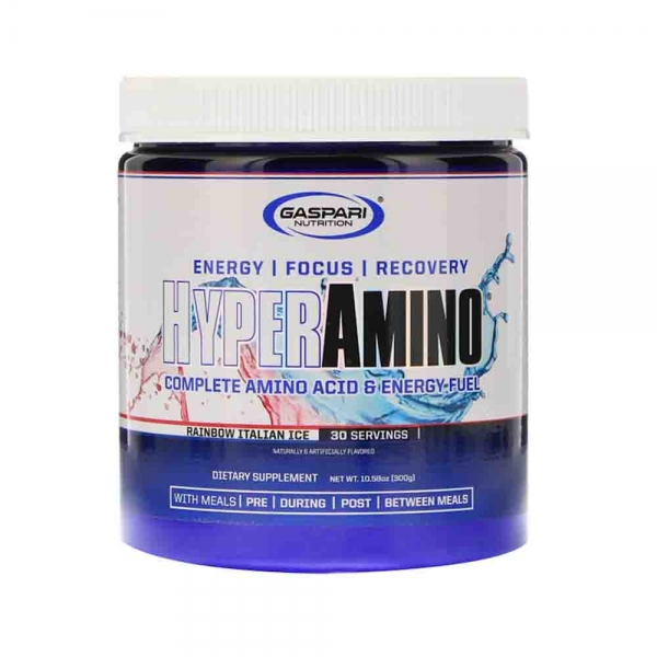 HyperAmino, Gaspari Nutrition, 300g 0