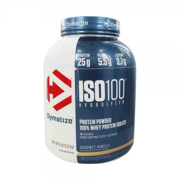 ISO100 Hydrolyzed, Dymatize Nutrition, 2200g 0