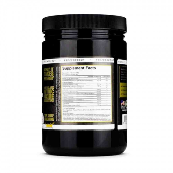 Kill IT pre-workout, Rich Piana Nutrition, 357g 1