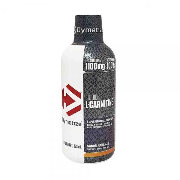 L Carnitina Lichida - Dymatize - 473ml 0