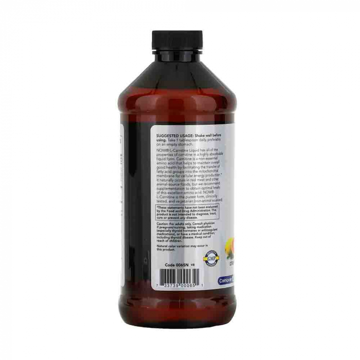 l-carnitine-liquid-1000mg-now-foods 1