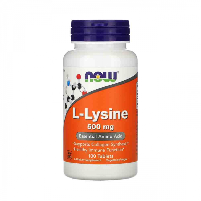 l-lysine-1000mg-now-foods 0