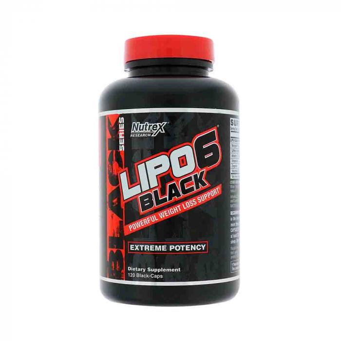 lipo 6 black 0