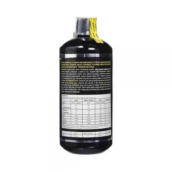 Liquid Amino, BioTech USA, 1000ml 2