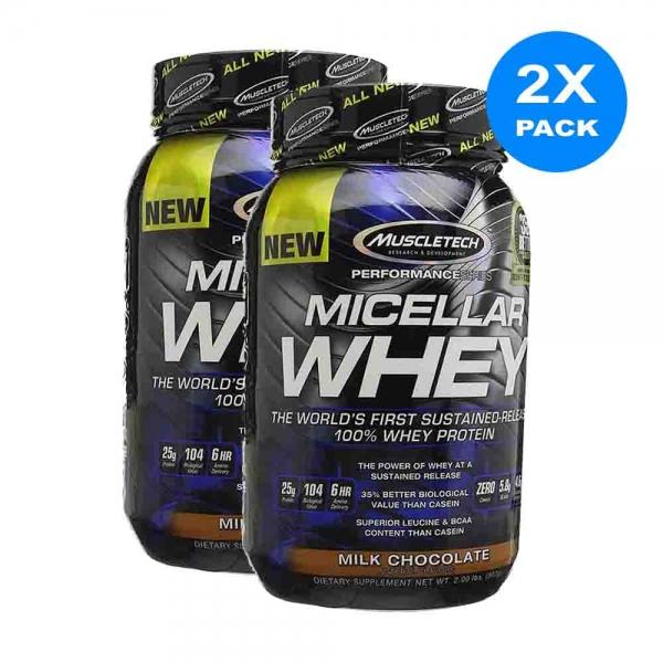 Micellar Whey, Muscletech, 907g, 25serviri 5