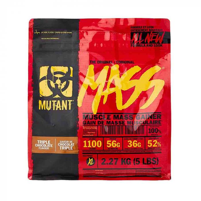 Mutant Mass Gainer, Mutant 0
