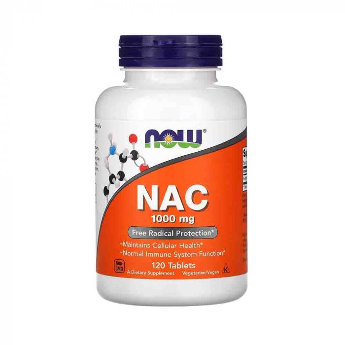 nac-n-acetyl-cysteine-1000mg-now-foods 0
