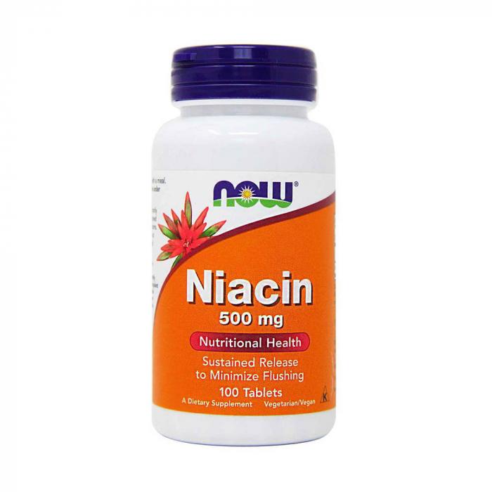 niacin-vitamina-b3-now-foods 0