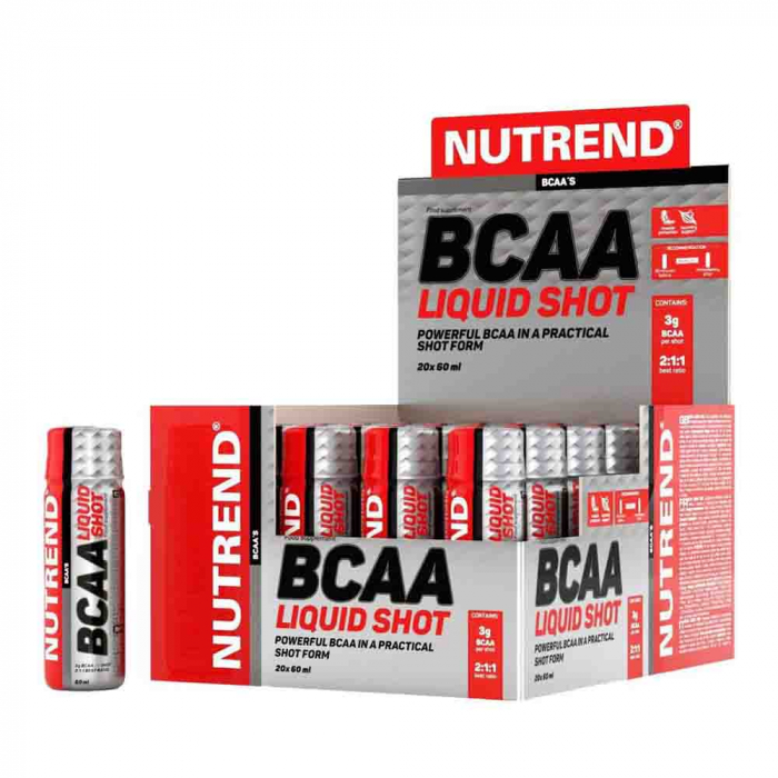 bcaa-mega-shot-nutrend 0
