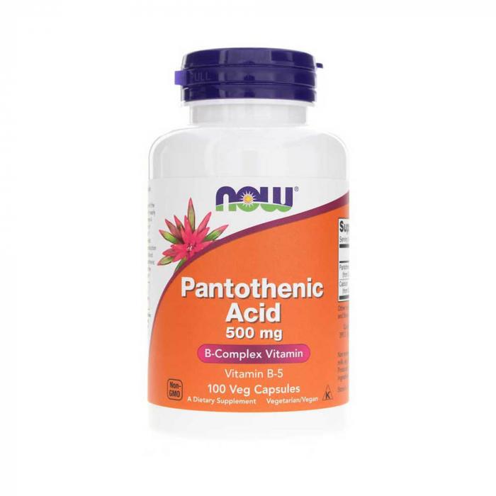 pantothenic-acid-now-foods 0