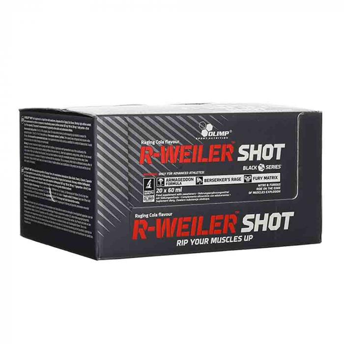 redweiler-shot-olimp-sport-nutrition 1