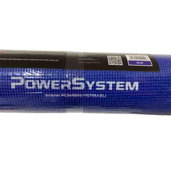 Saltea exercitii YOGA MAT, Power System, Cod: 4014 2