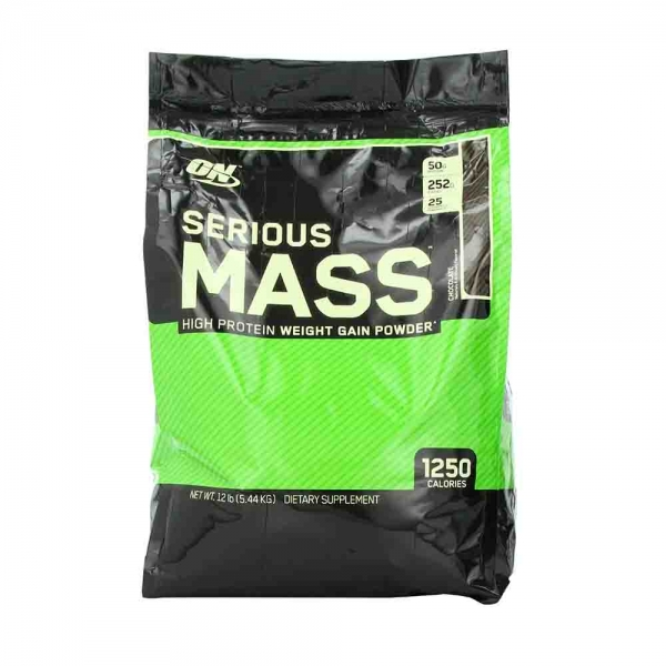 Serious Mass  Gainer, Optimum Nutrition, 5400g 0