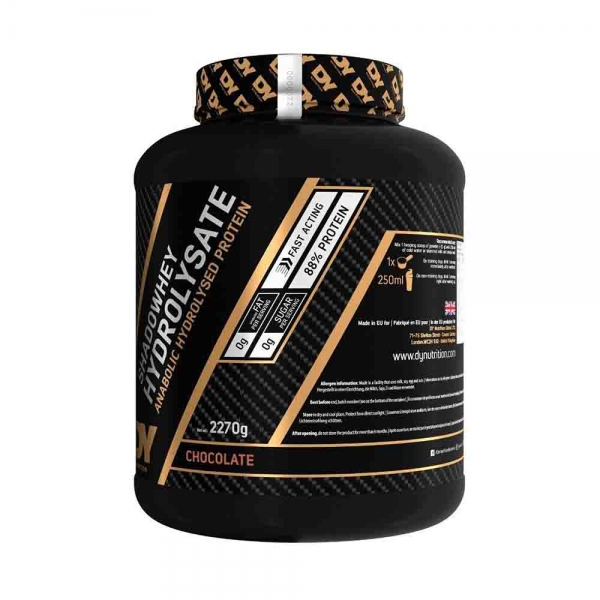 Shadowhey Hydrolyzed Protein 3