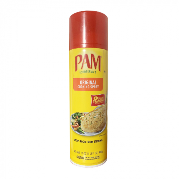 PAM Original, Cooking 0
