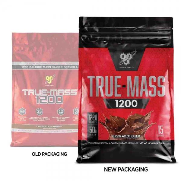 True Mass 1200, BSN, 4.73Kg 4