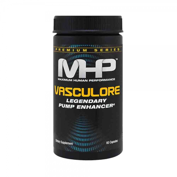 Vasculore Legendary Pump Enhancer, MHP, 60 capsule 0