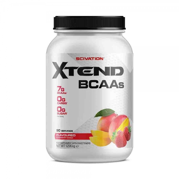 Xtend BCAAs, Scivation, 1194g, 90 serviri 0