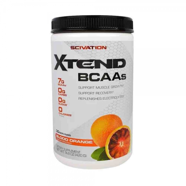 Xtend BCAAs, Scivation, 426g 0
